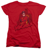 Womens: Batman - Wingman Shirt