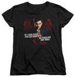 Womens: Dexter - Good Bad Shirts