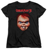 Womens: Childs Play 3 - Chucky T-Shirt