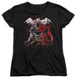 Womens: Batman - Raging Bat T-shirts