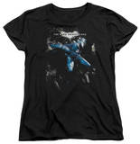 Womens: Dark Knight Rises - What Gotham Needs T-shirts