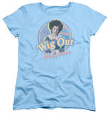 Womens: Brady Bunch - Wig Out T-shirts