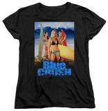 Womens: Blue Crush - Poster Shirts