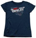 Womens: Airplane - Don't Call Me Shirley T-Shirt