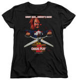 Womens: Childs Play 2 - Chuckys Back Shirts
