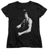 Womens: Bruce Lee - Stance T-Shirt