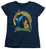 Womens: Batman - Nightwing Moon T-shirts
