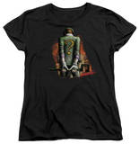 Womens: Batman Arkham City - Riddler Convicted T-shirts