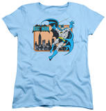 Womens: Batman - Batman In The City Shirts