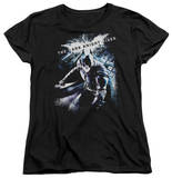 Womens: Dark Knight Rises - More Than A Man T-Shirt