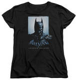 Womens: Batman Arkham Origins - Two Sides T-Shirt
