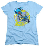 Womens: Batman - Batgirl Motorcycle Shirts