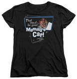 Womens: American Grafitti - Mamma's Car T-Shirt