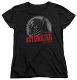 Womens: Battlestar Galactica - No.Toaster T-shirts
