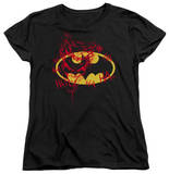 Womens: Batman - Joker Graffiti Shirt