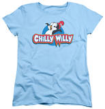 Womens: Chilly Willy - Logo T-shirts