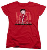 Womens: Betty Boop - Timeless Beauty T-shirts