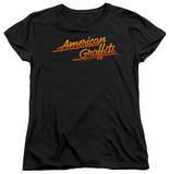 Womens: American Grafitti - Neon Logo Shirts