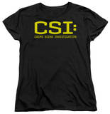 Womens: CSI - Logo T-shirts