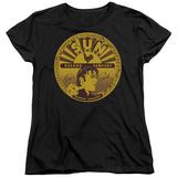 Womens: Elvis Presley - Elvis Full Sun Label T-shirts