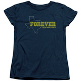 Womens: Friday Night Lights - Texas Forever Shirts
