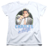 Womens: Charles In Charge - Suave T-shirts