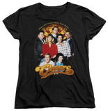 Womens: Cheers - Group Shot T-Shirt