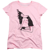 Womens: Bettie Page - Hair Raising Shirts
