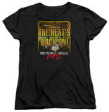 Womens: Beverly Hills Cop III - The Heats Back On T-shirts