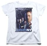 Womens: CSI NY - Watchful Eye T-shirts