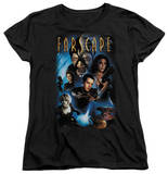 Womens: Farscape - Comic Cover T-Shirt