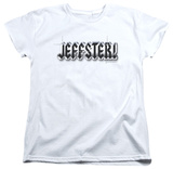 Womens: Chuck - Jeffster T-Shirt