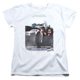 Womens: Blues Brothers - Distressed Poster Shirts