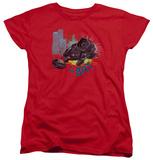 Womens: Dark Knight Rises - The Bat Shirts