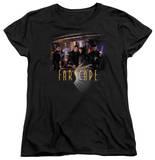 Womens: Farscape - Cast T-Shirt
