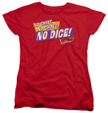 Womens: Fast Times at Ridgemont High - No Dice T-Shirt