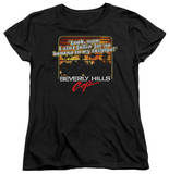Womens: Beverly Hills Cop - Banana In My Tailpipe Shirts