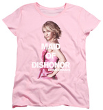 Womens: Bridesmaids - Maid Of Dishonor T-Shirt
