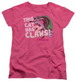 Womens: Catwoman - Claws T-Shirt