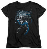 Womens: Batman - Dynamic Duo T-Shirt
