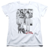 Womens: Cheech & Chong - Square T-Shirt