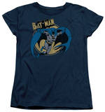 Womens: Batman - Through The Night T-Shirt