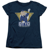 Womens: Airplane - Otto Shirt