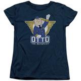 Womens: Airplane - Otto T-shirts
