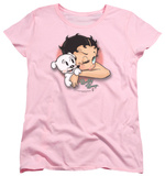 Womens: Betty Boop - Wink Wink T-shirts