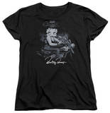 Womens: Betty Boop - Storm Rider T-Shirt