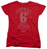 Womens: Beverly Hillbillies - Mr 6th Grade Grad T-Shirt