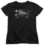 Womens: Batman Begins - Night Natives T-Shirt
