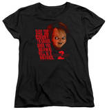 Womens: Childs Play 2 - In Heaven Shirts