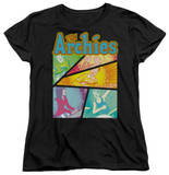 Womens: Archie Comics - The Archies Colored T-shirts